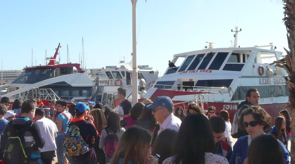 Foto 3 de Excursiones marítimas en Alicante | Cruceros Kontiki