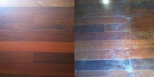 Recuperacion de suelo de madera y parquet for Decapante para madera