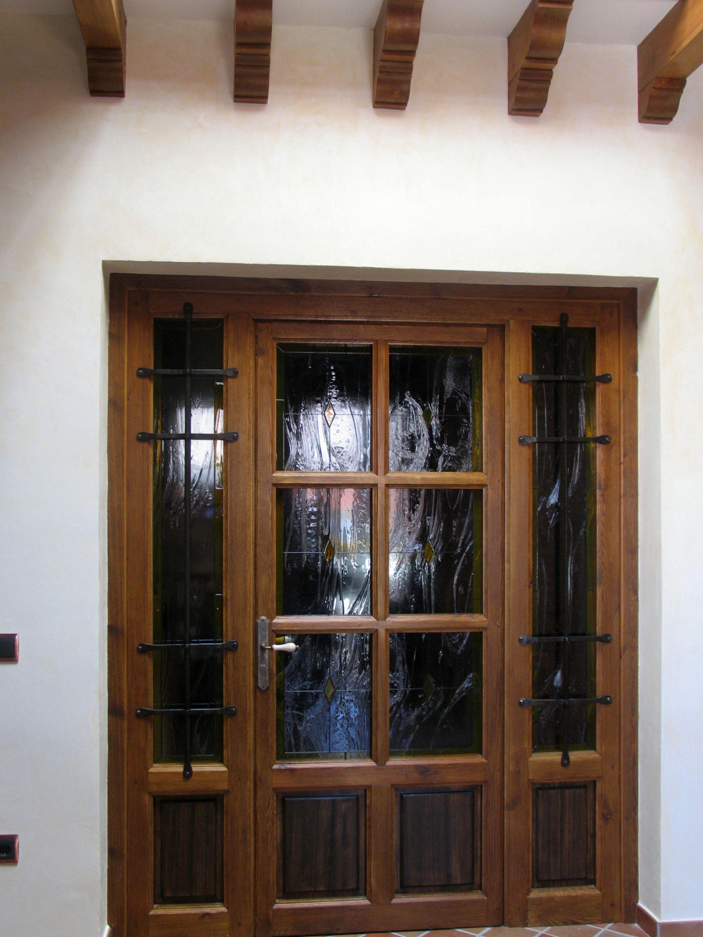 Preview - Puerta rustica interior ...