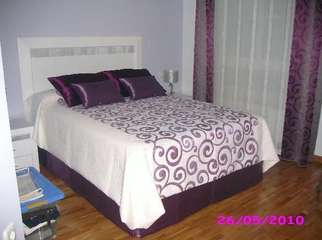 Funda nordica y cubre canape en dormitorio cat logo de - Dormitorios con canape ...