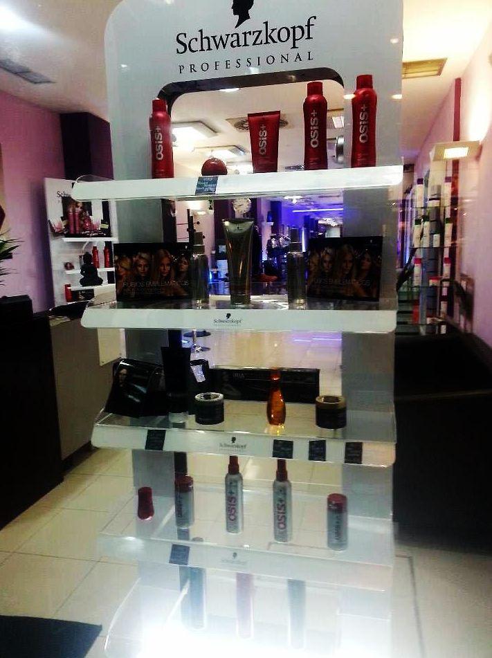 Productos profesionales para su cabello en The Colors, peluquería en Zaragoza