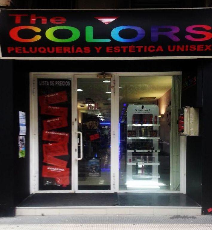 Peluquería y estética unisex en Zaragoza