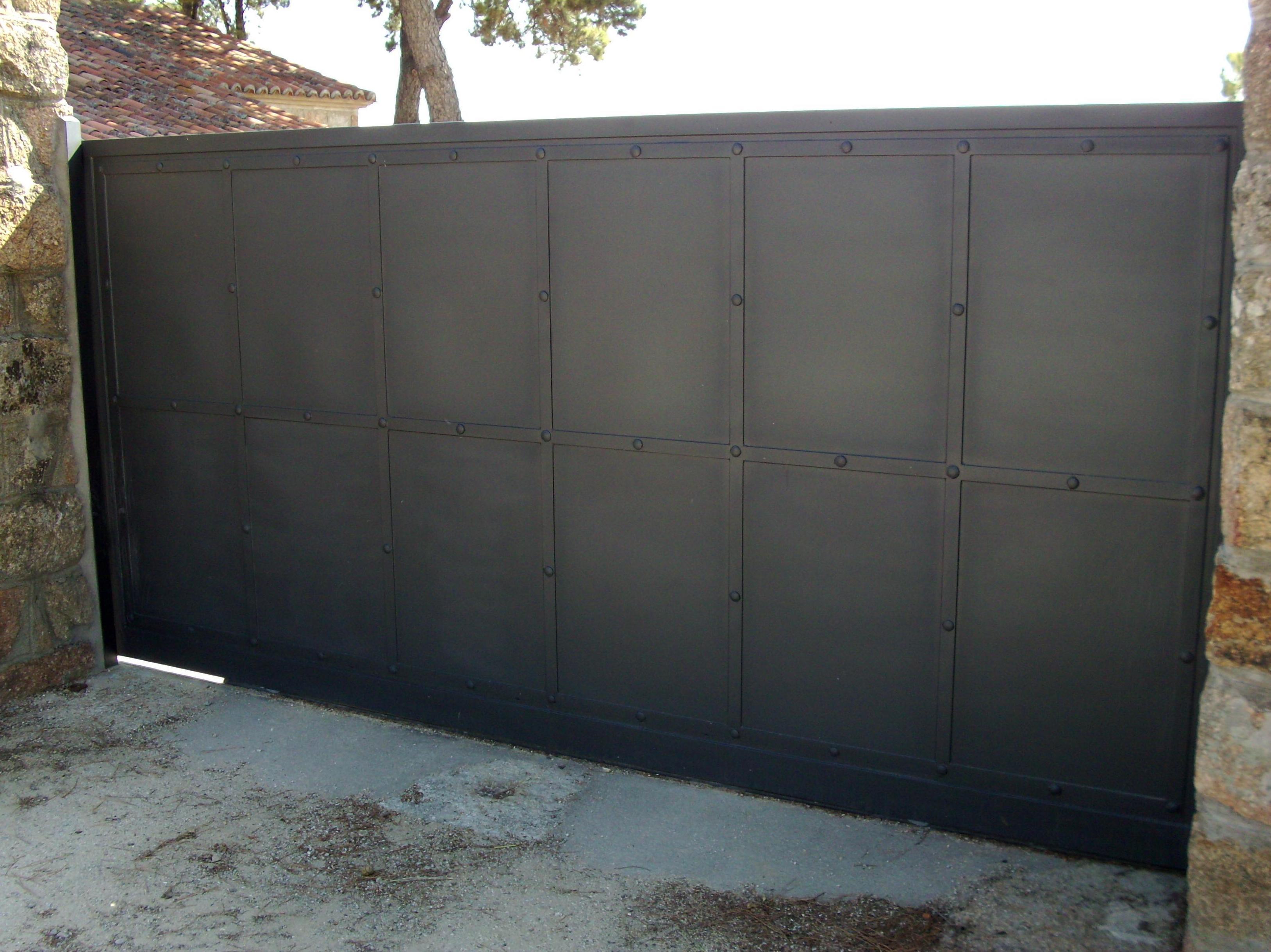 Puertas correderas productos de puertas autom ticas aucer - Puertas correderas o abatibles ...