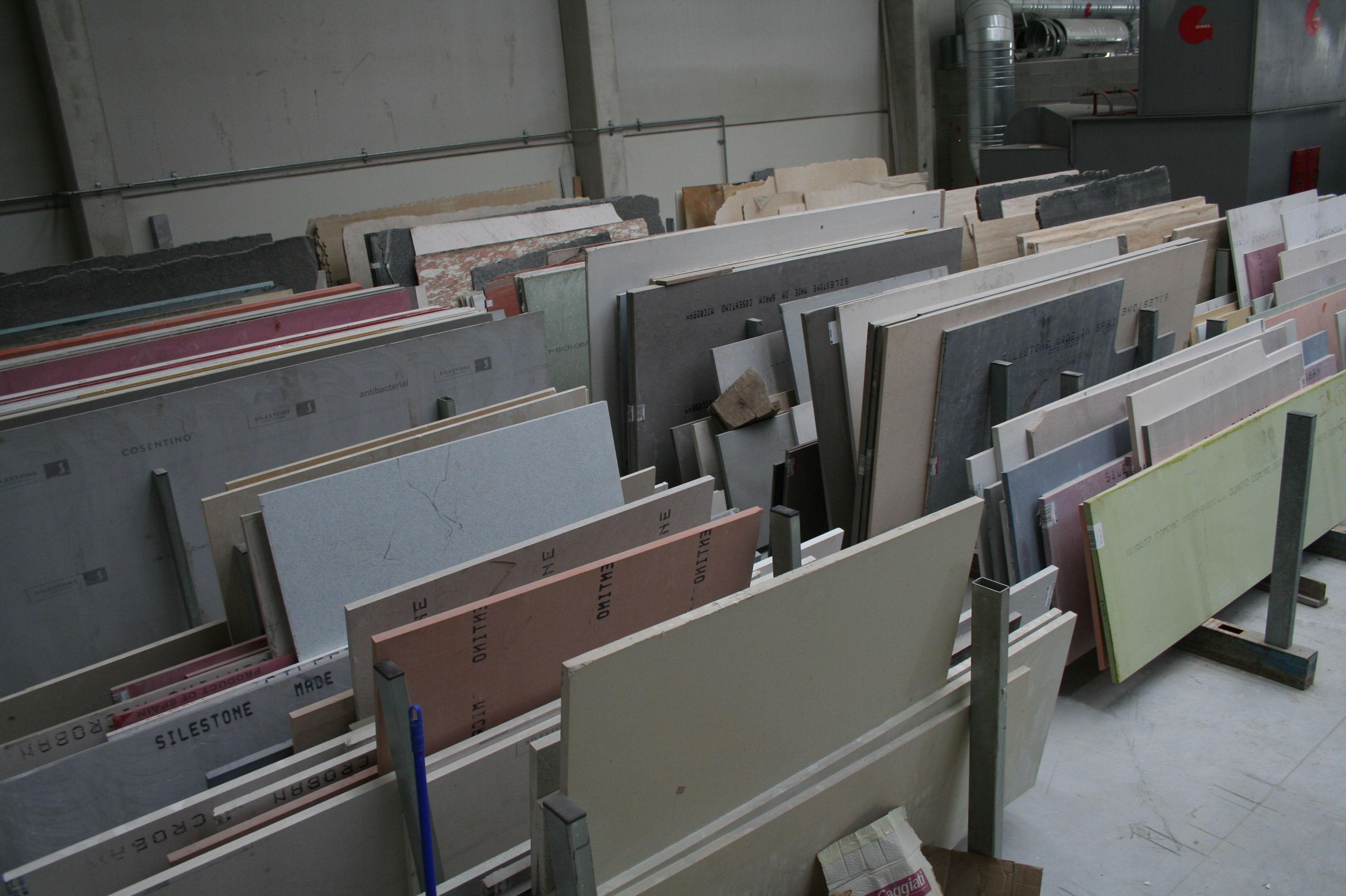 Trabajos con materiales sintéticos en Navarra
