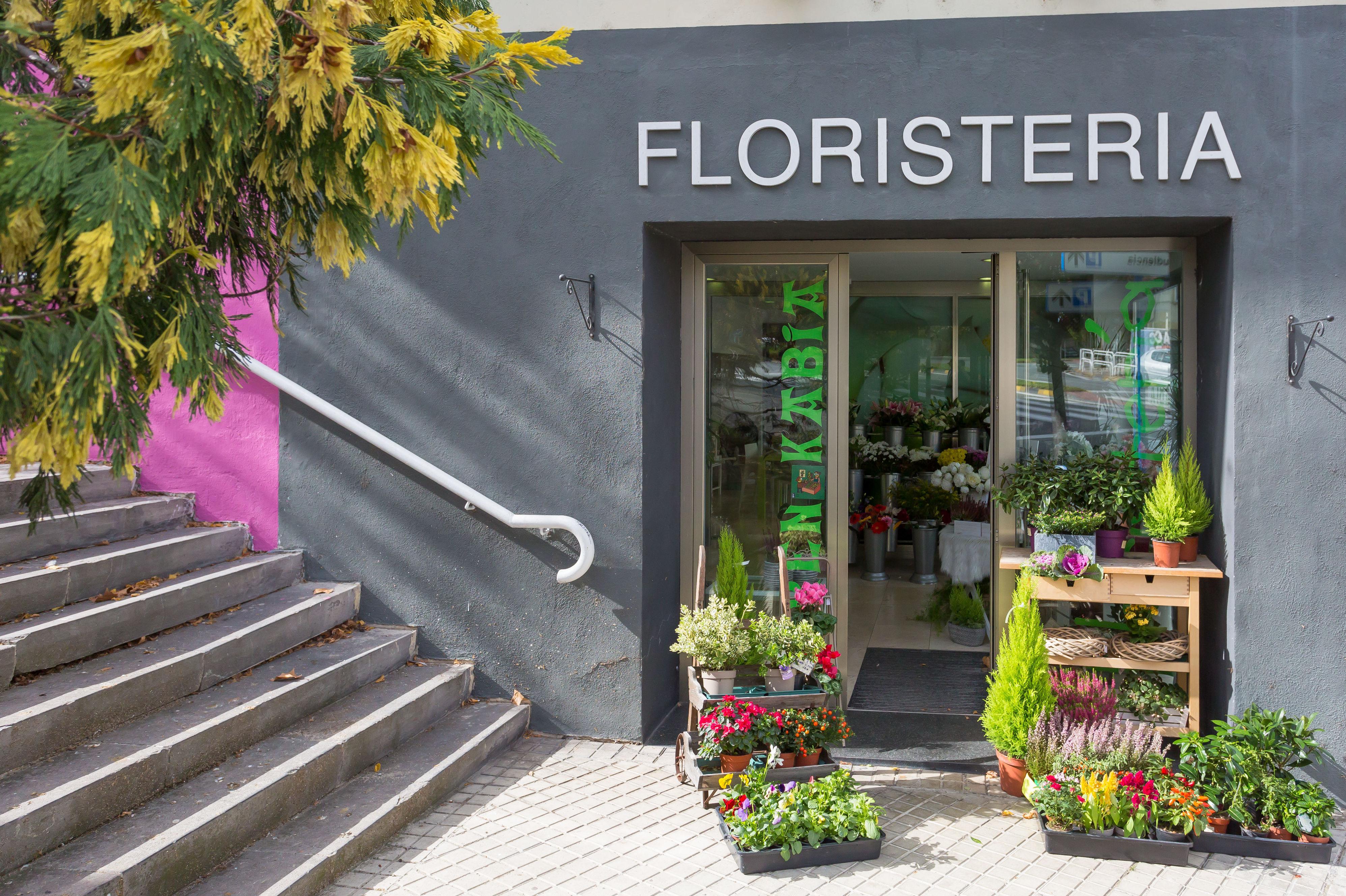 Servicio de floristería en Navarra