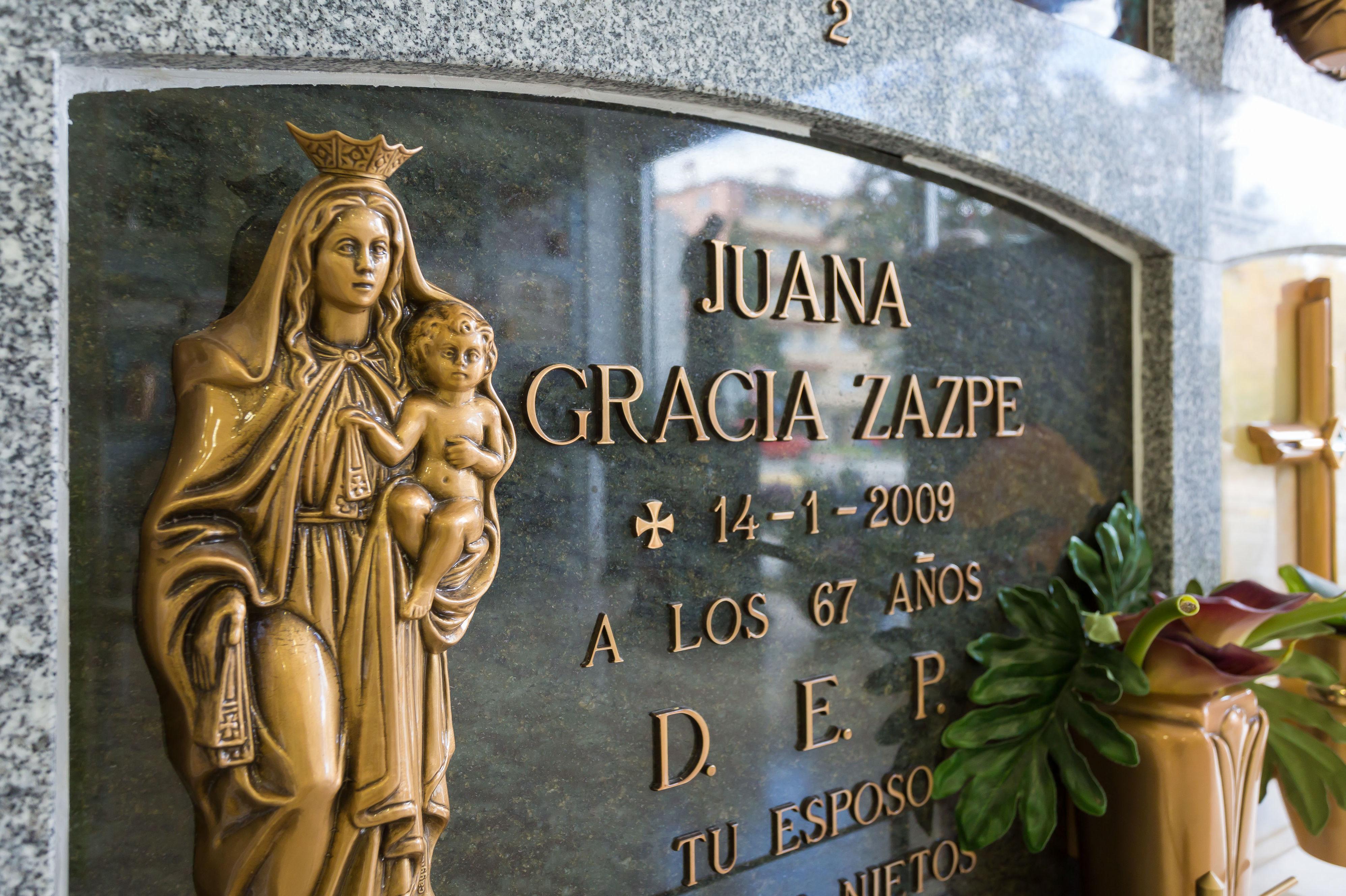 Diseño de lápidas en Navarra