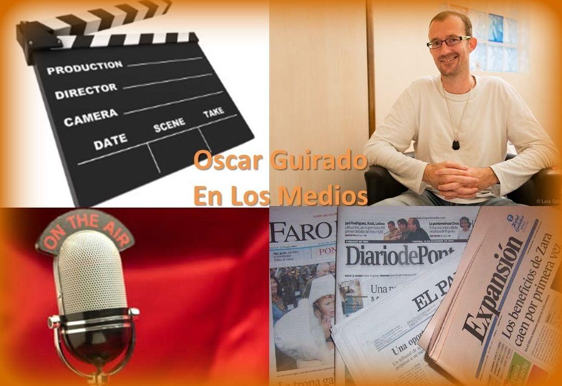 Oscar Guirado en los Medios