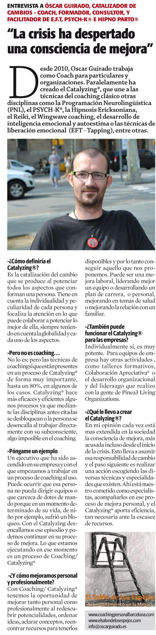 Catalyzing en la Vanguardia