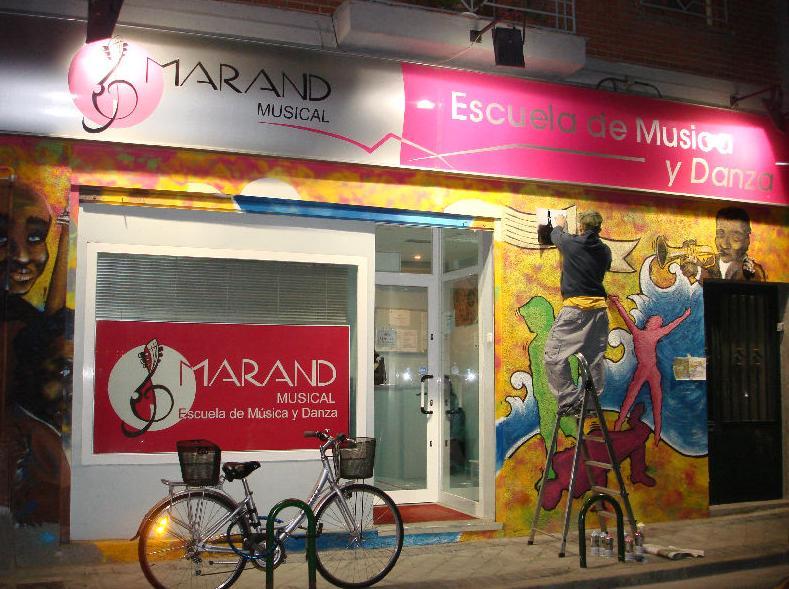 Marand Musical, escuela de música y danza