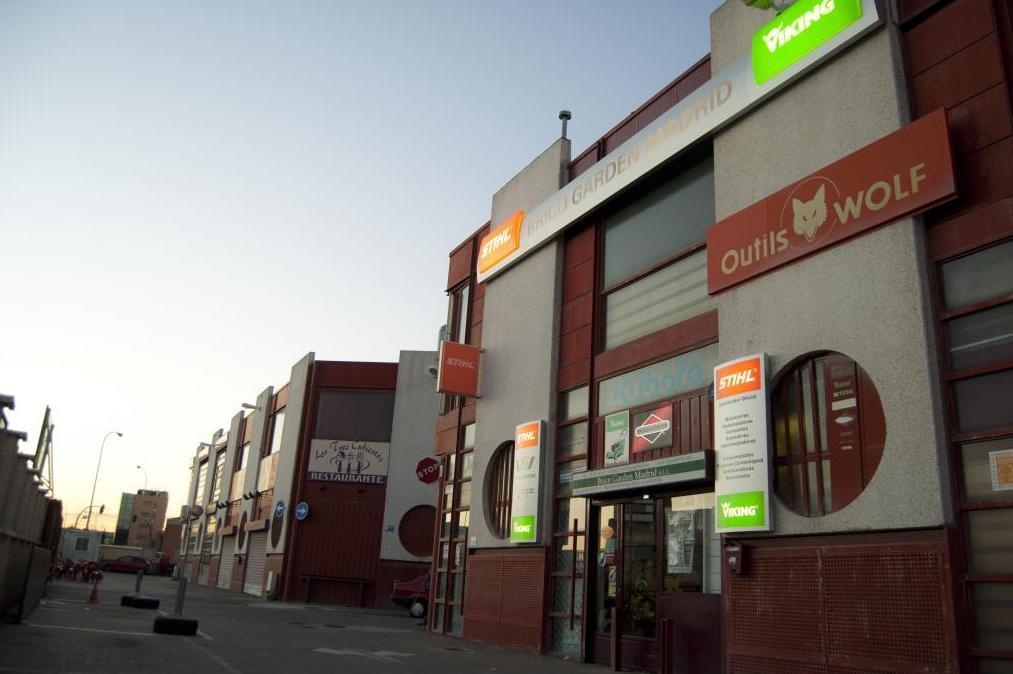 Nuestras instalaciones en Madrid
