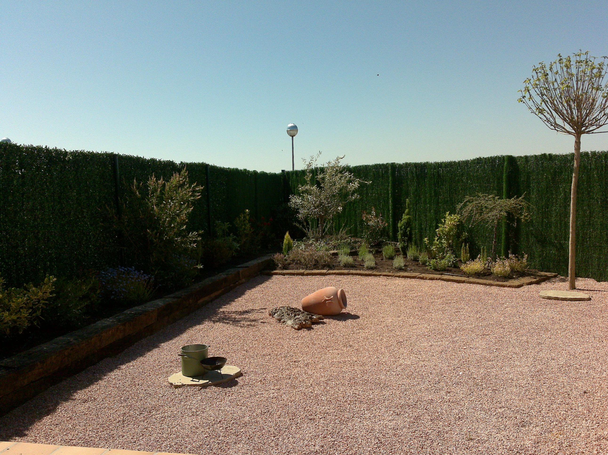Foto 15 de Jardines (diseño y mantenimiento) en Marcilla | Jardineria El Campillo