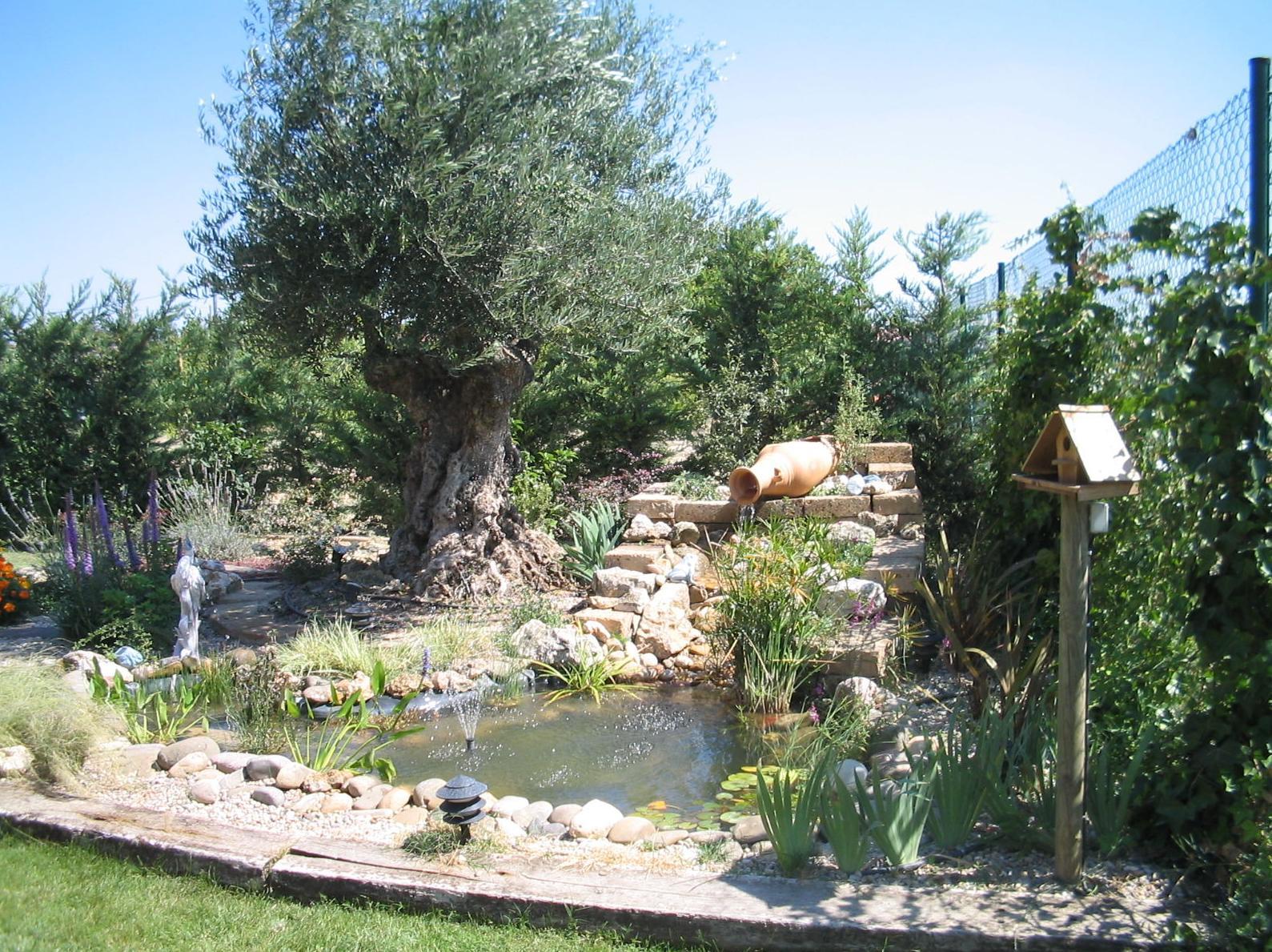 Foto 6 de Jardines (diseño y mantenimiento) en Marcilla | Jardineria El Campillo