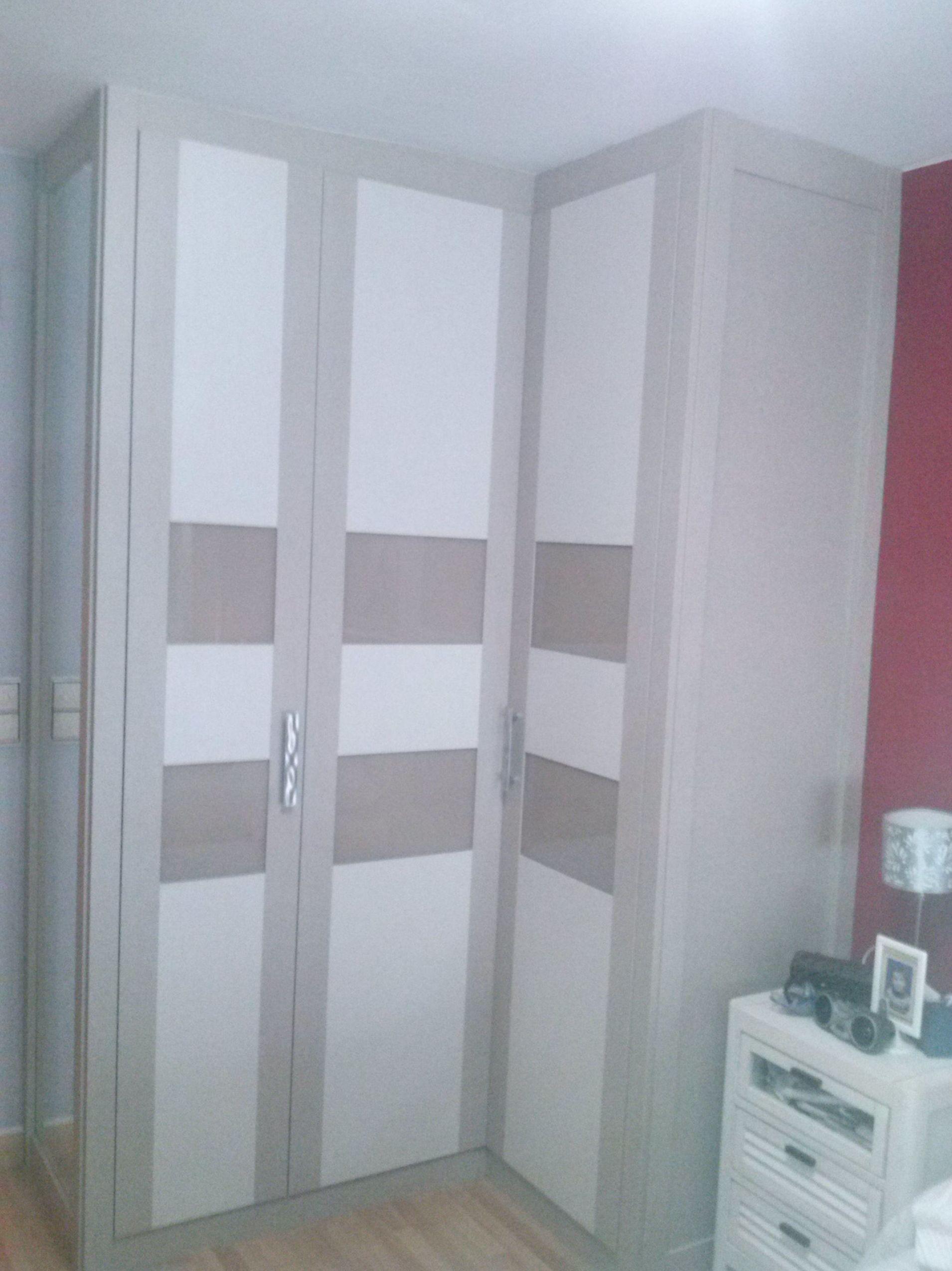 Armarios empotrados blancos stunning armario empotrado for Armarios empotrados blancos