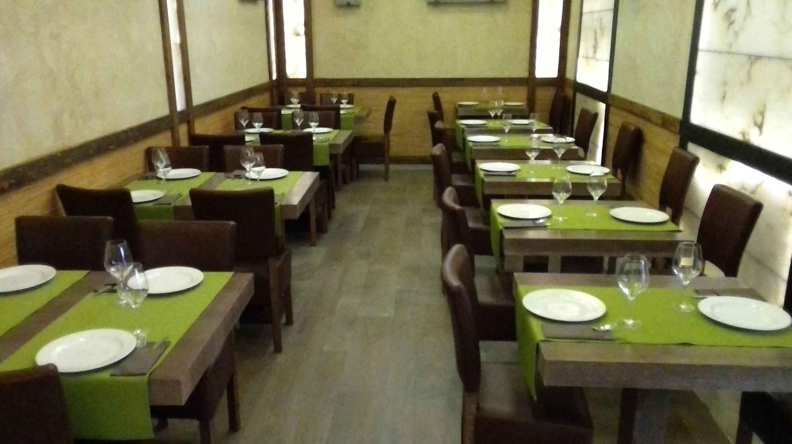 Restaurante para celebraciones y eventos