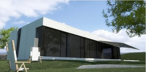 Casas modulares productos de puertas miret - Casas modulares barcelona ...
