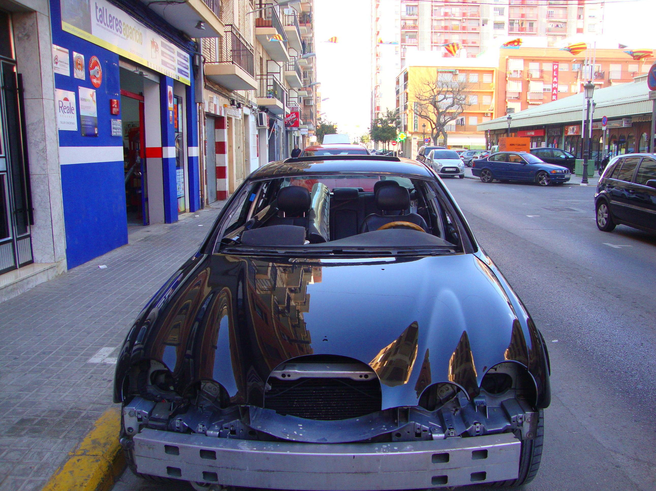 Cambio de color Jaguar