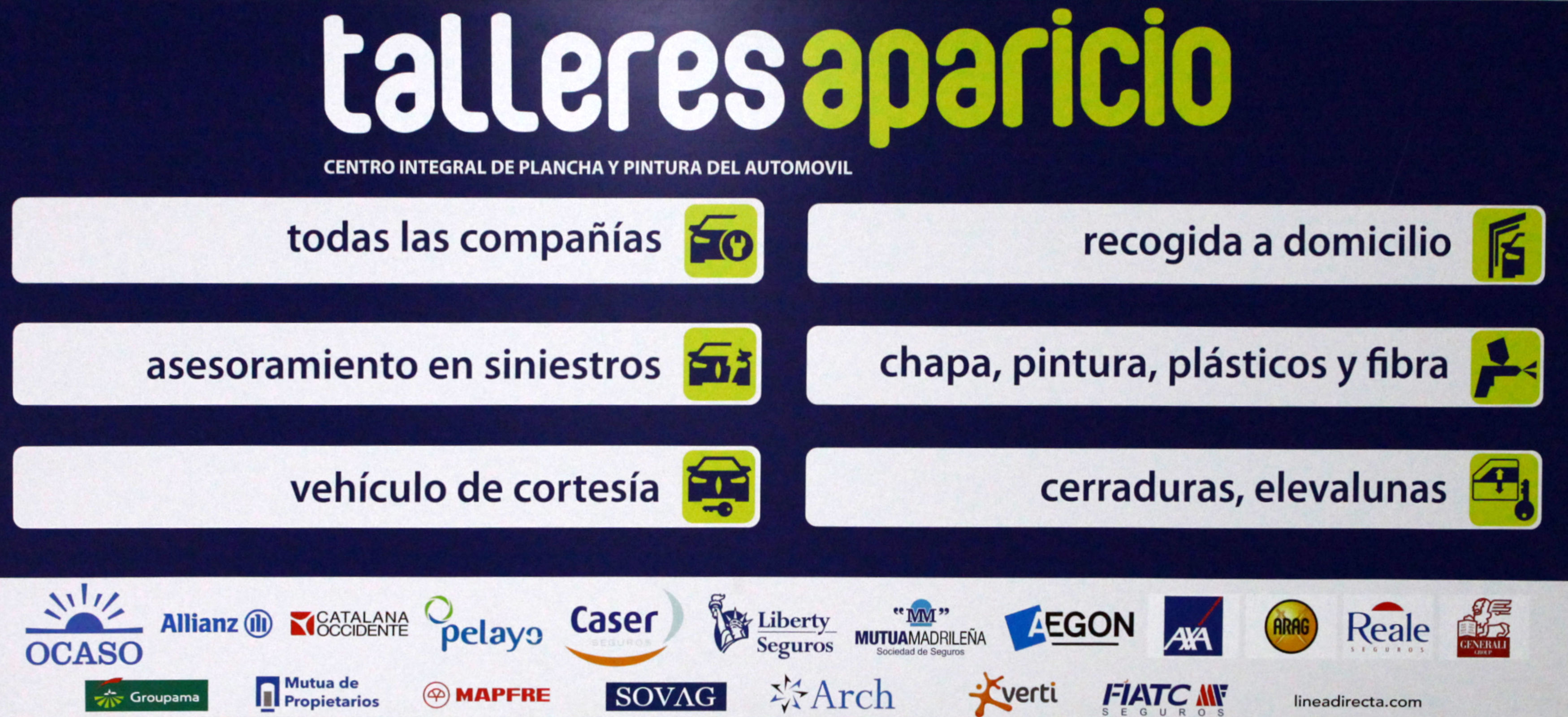 Foto 71 de Talleres de chapa y pintura en Valencia   Talleres Aparicio Autochiquero
