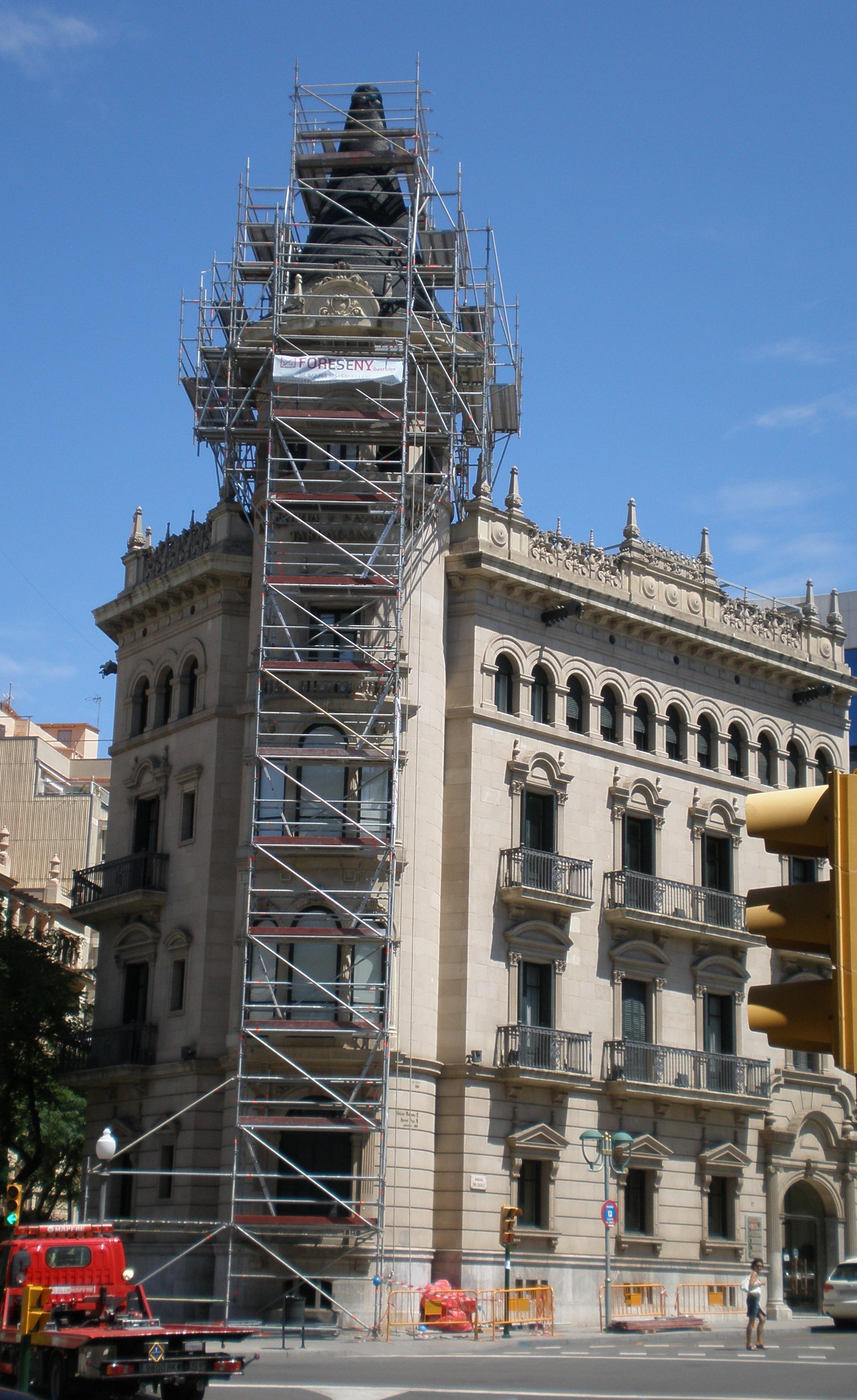 Cambra de comerç de Tarragona (2011)