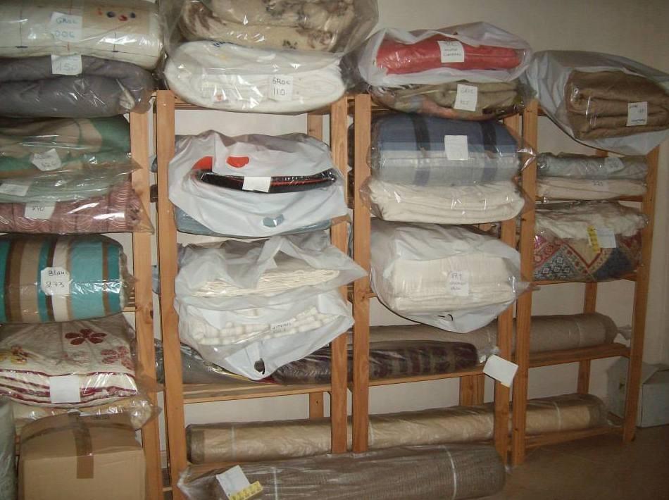 Recollida a domicili: Servicios  de Tintoreria Cel Obert