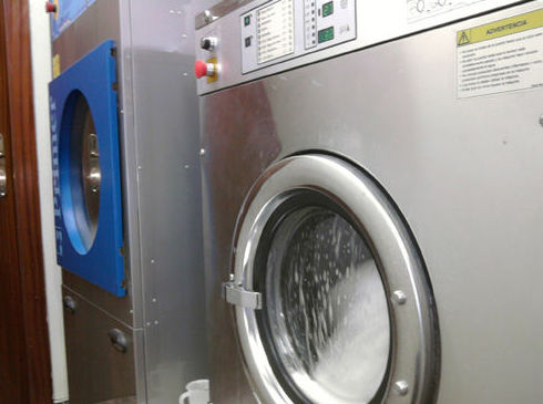 Lavandería con servicio de recogida
