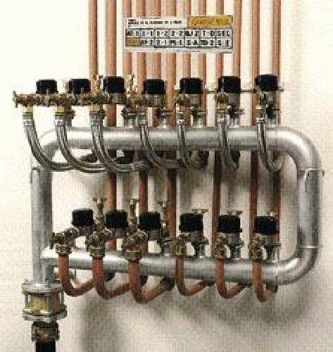 instalaciones de fontaneria de acero galvanizado: