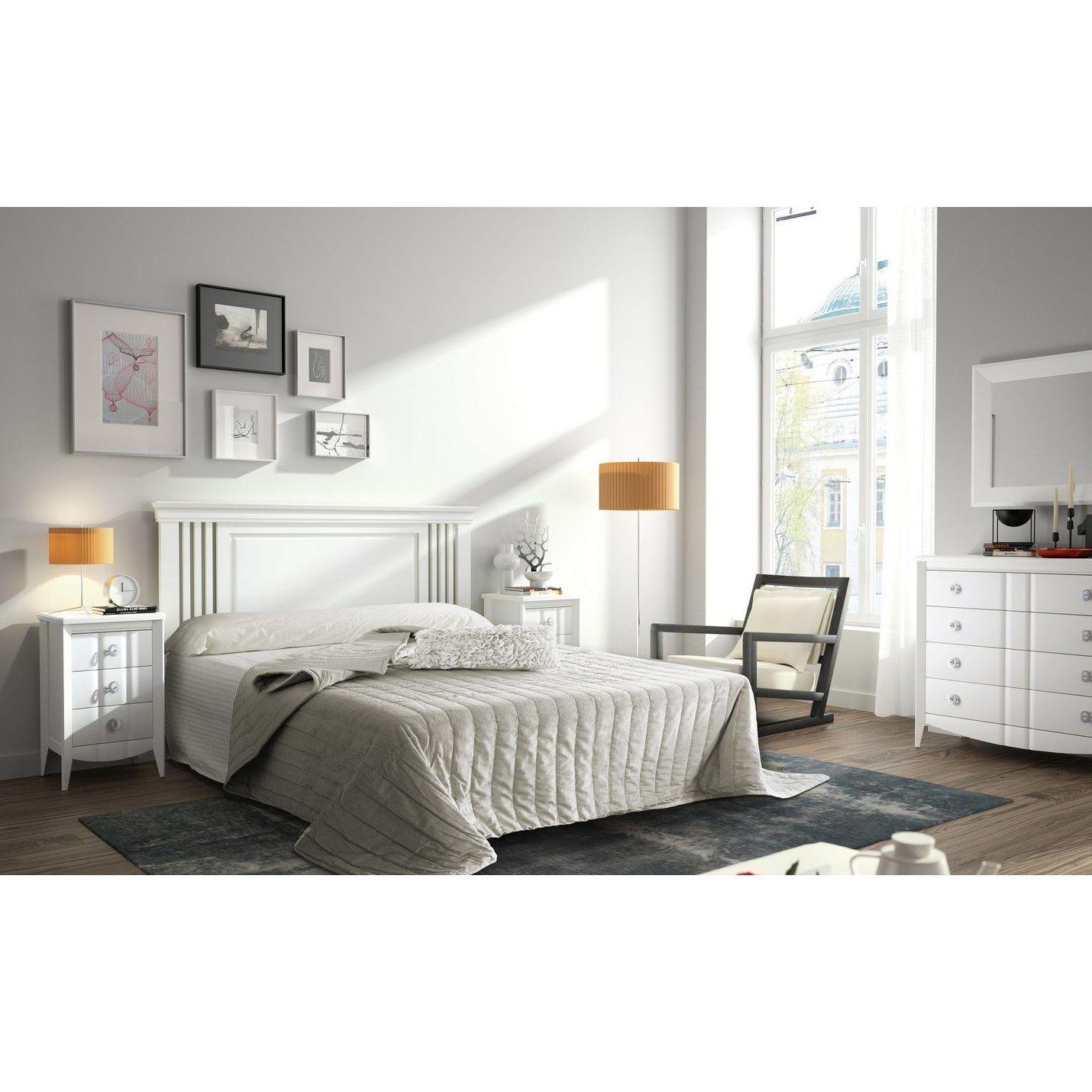 Dormitorios matrimonio muebles de actual de mymm for Actual muebles