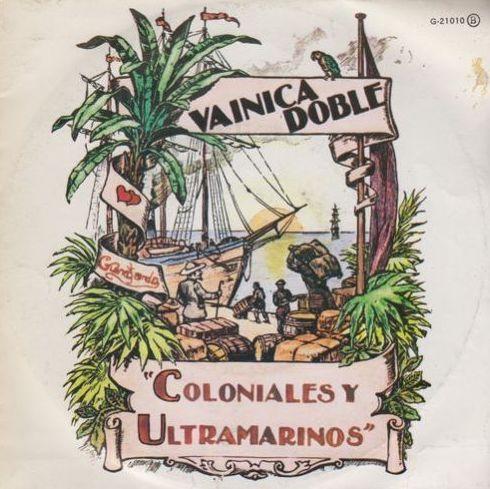 Venta discos vinilo Vainica doble Madrid