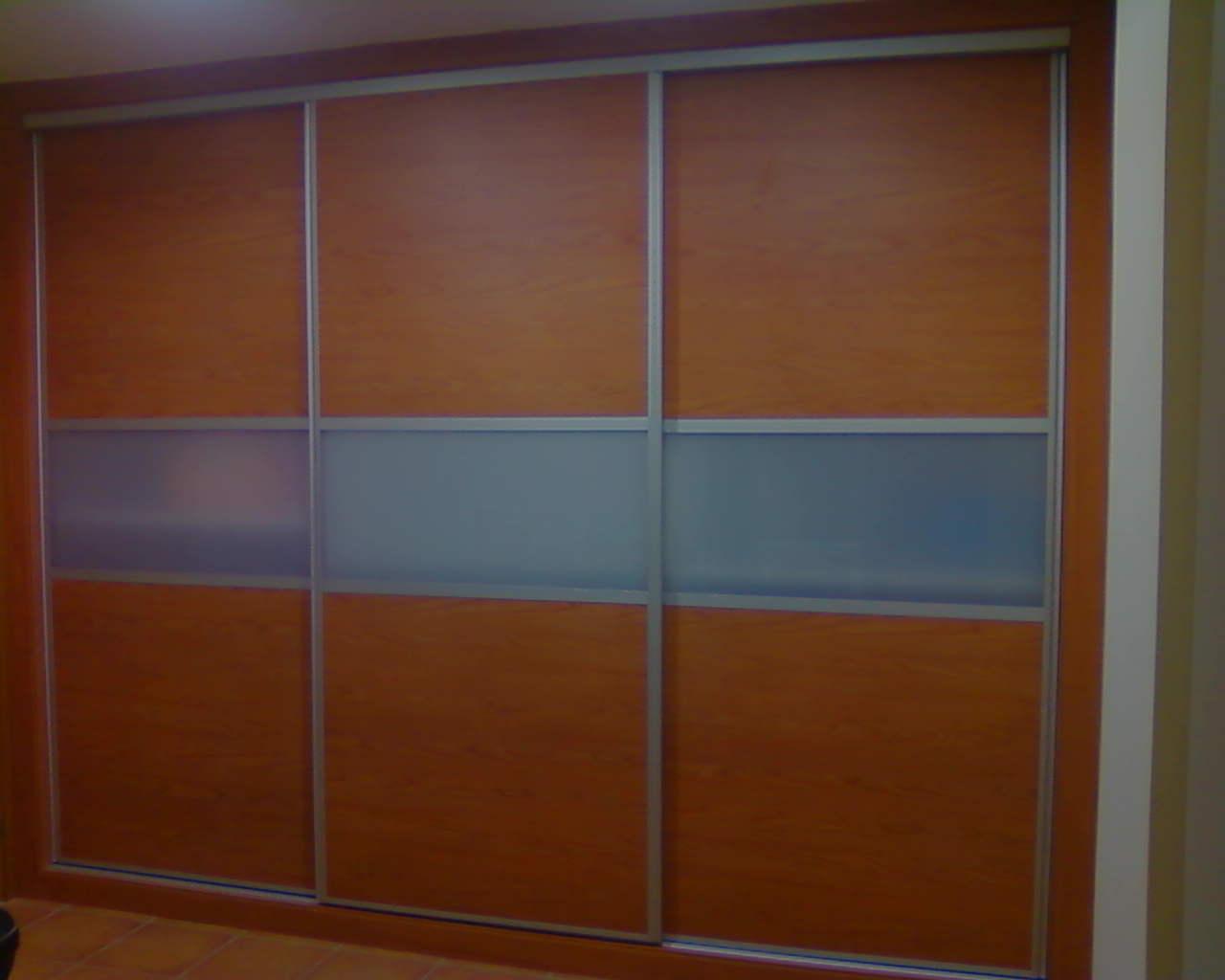 Frentes de armario productos de supramadera s l - Frentes de armarios ...
