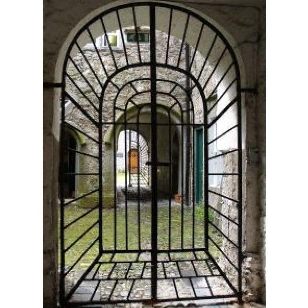 Puertas de hierro servicios de talleres realse - Puertas de servicio ...
