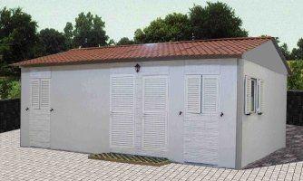 Casas prefabricadas cat logo de luis franco medeiros - Catalogo de casas prefabricadas ...