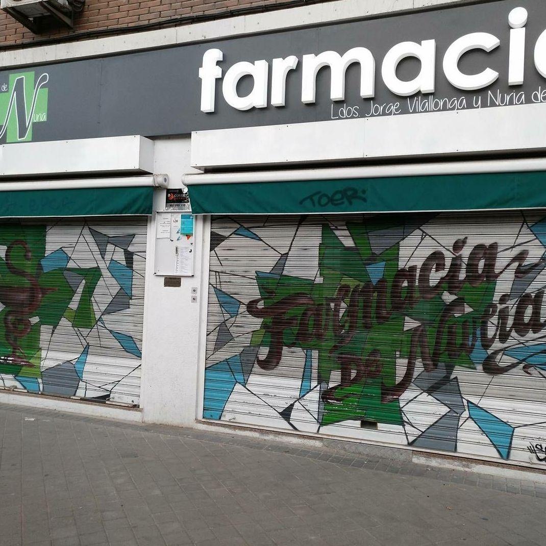 Foto 1 de Farmacias en MADRID   Farmacia de Nuria