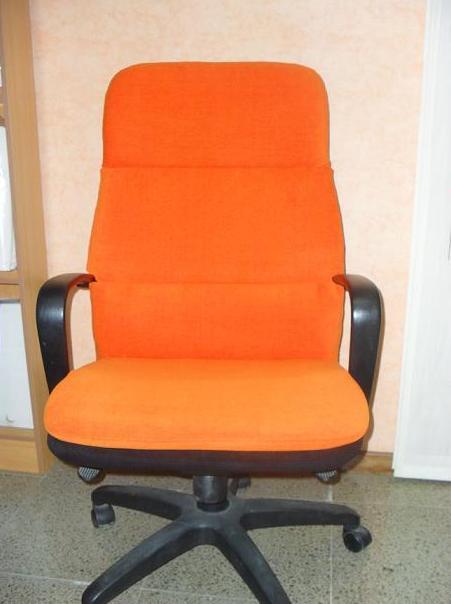 Retapizado de silla para escritorio\u002D Ergonómico