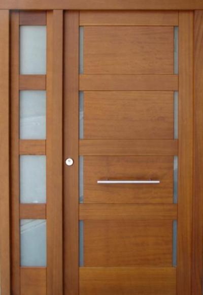 Puertas de interior cat logo de servicios de decoradec s l - Imagenes de puertas de madera ...