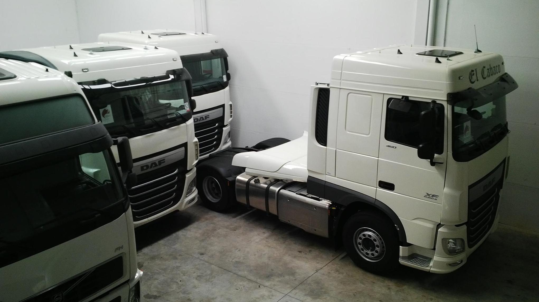 venta de camiones en alemania: