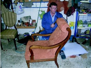Foto 3 de tapiceros en madrid c rdoba tapizados - Tapiceros en madrid ...