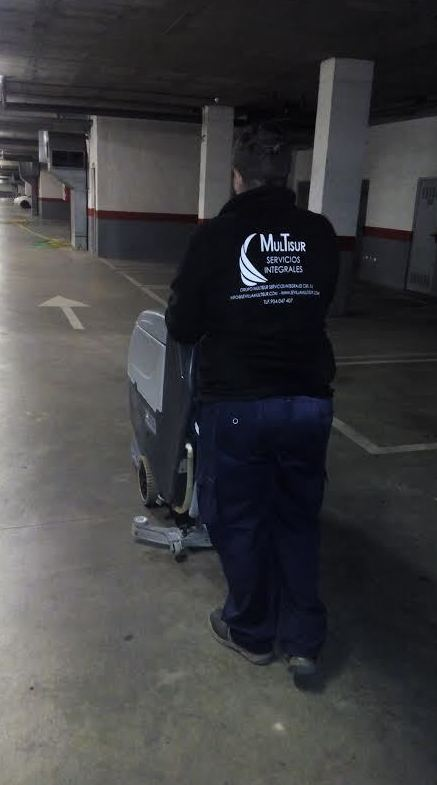 Limpieza de garajes Sevilla