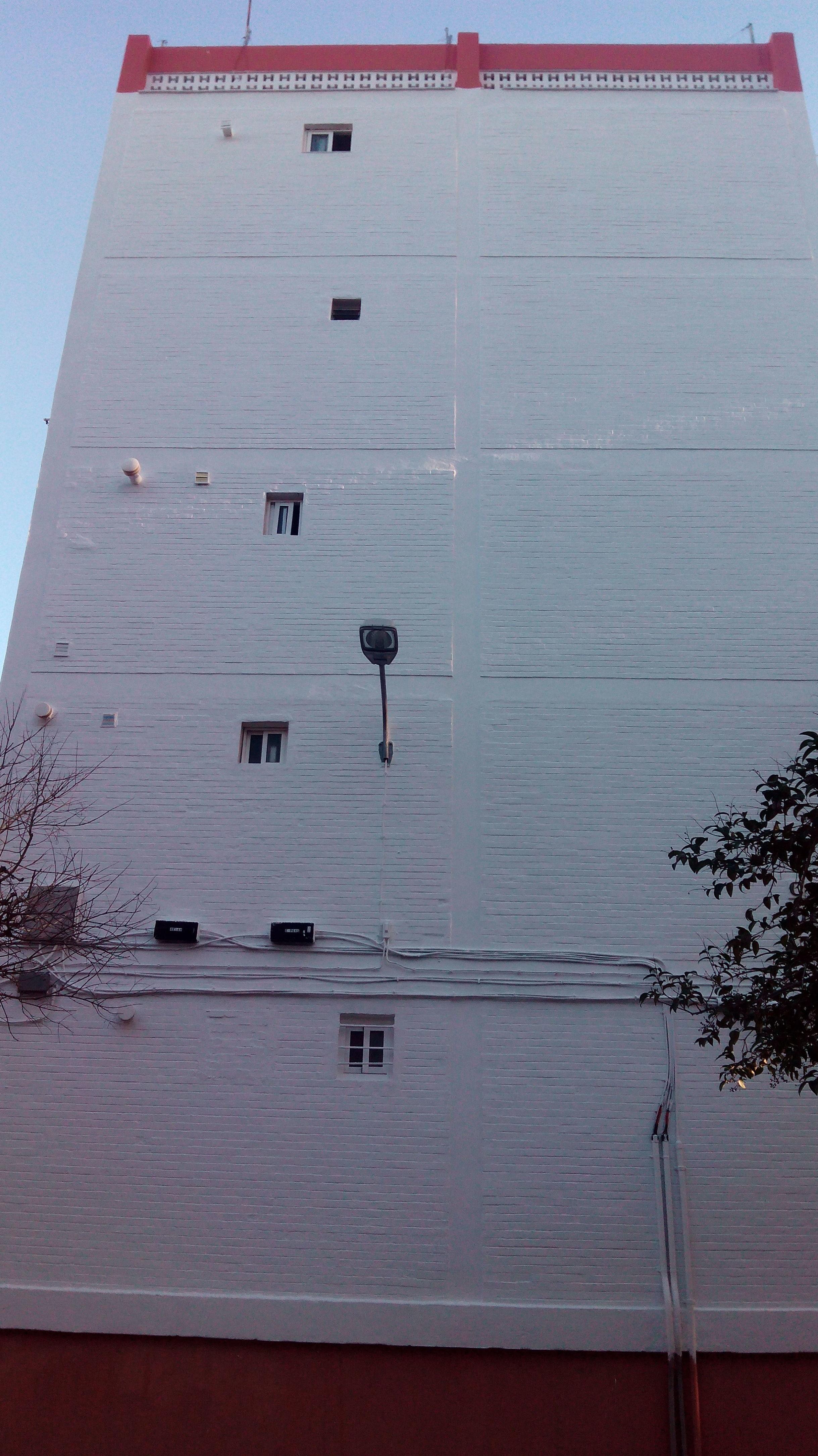 Rehabilitación de fachadas y mantenimiento de edificios en Sevilla