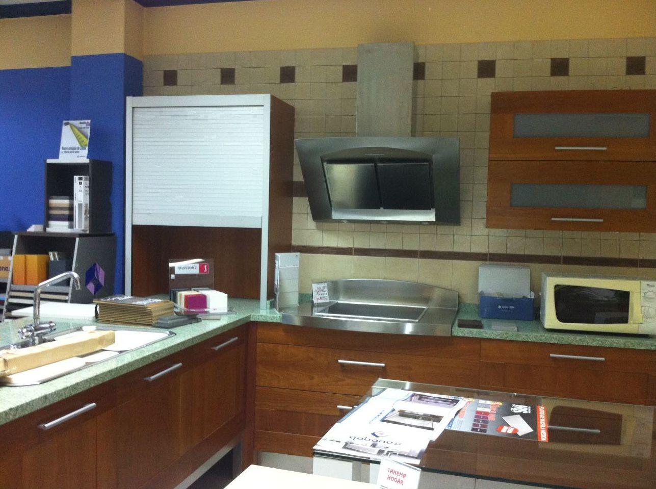 Foto 4 de muebles de ba o y cocina en gij n cahema hogar - Cocinas en gijon ...