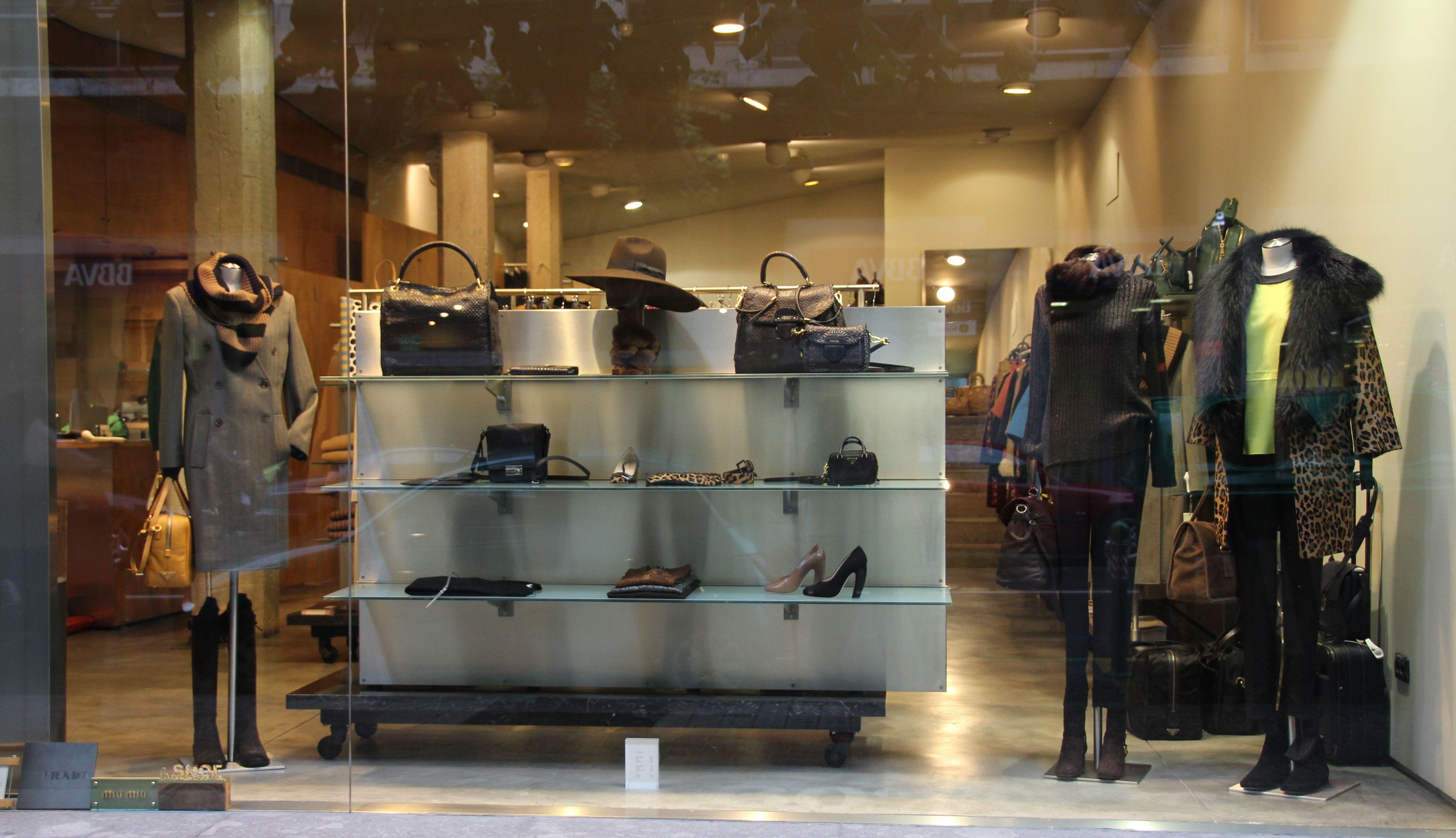 Tienda de moda en Bilbao