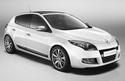 Renault Megane en alquiler