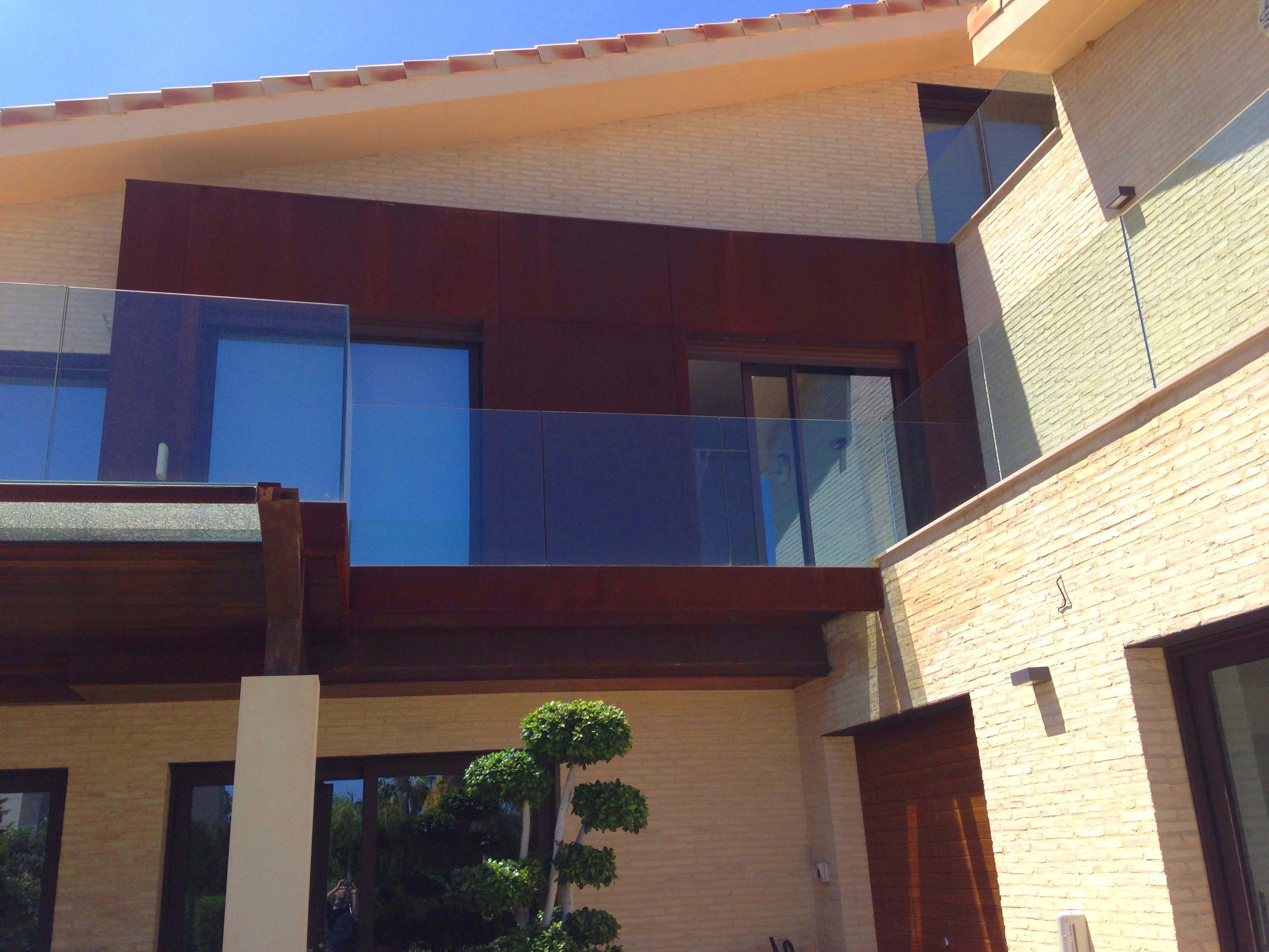 Fachadas de acero corten - Acero corten fachadas ...