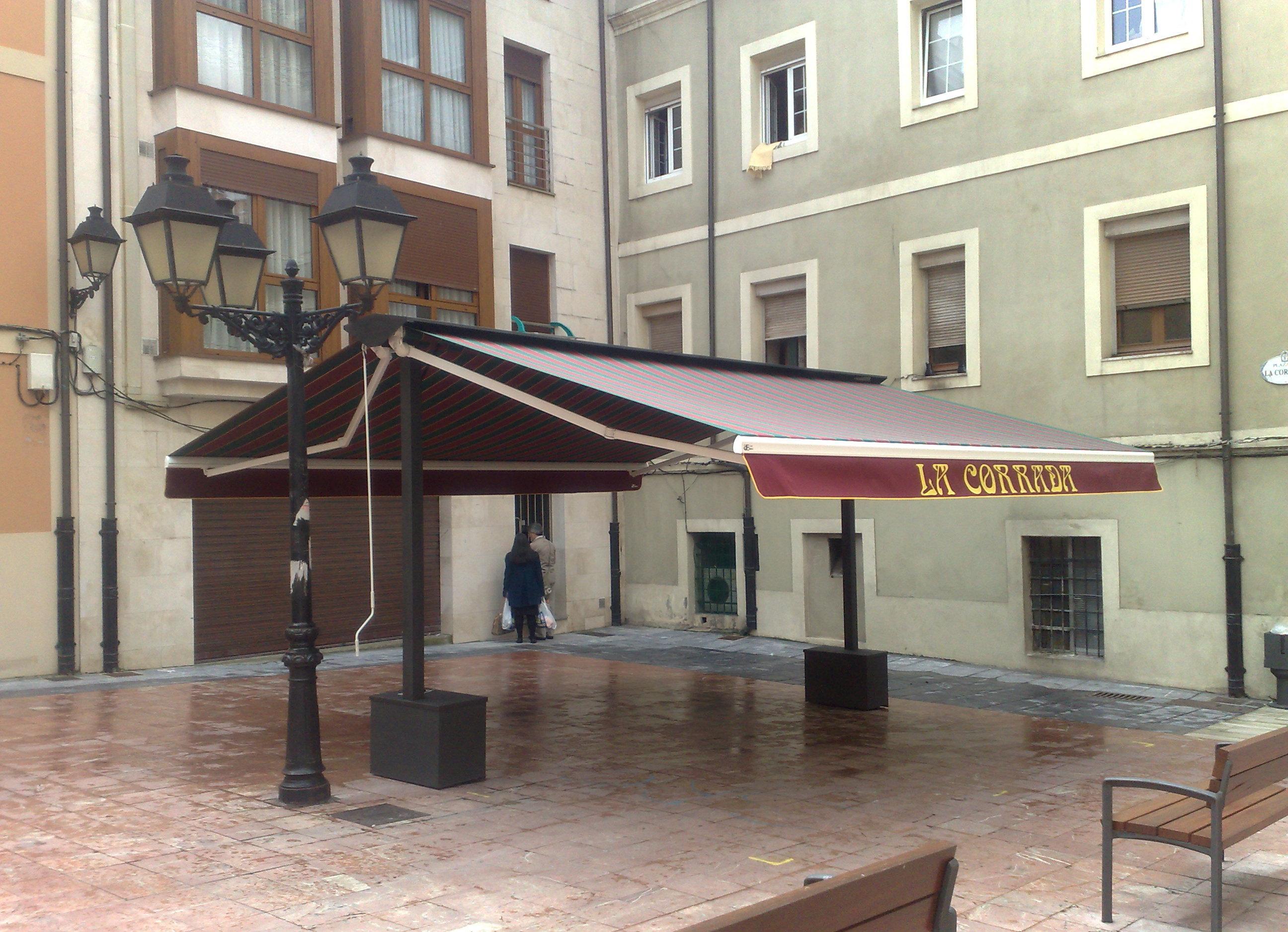 Toldos para terrazas en gij n con los ltimos adelantos for Toldos para terrazas precios