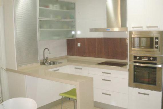 Muebles de cocina en Zaragoza en una gran variedad de modelos