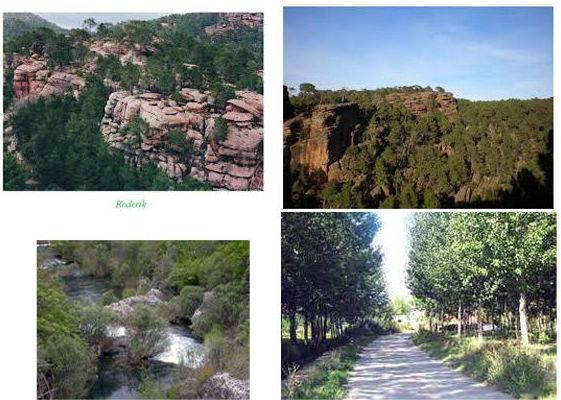 turismo rural Teruel
