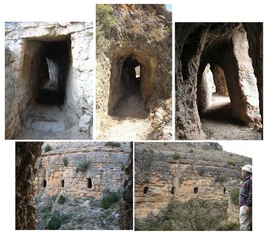 Cuevas en Gea de Albarracín