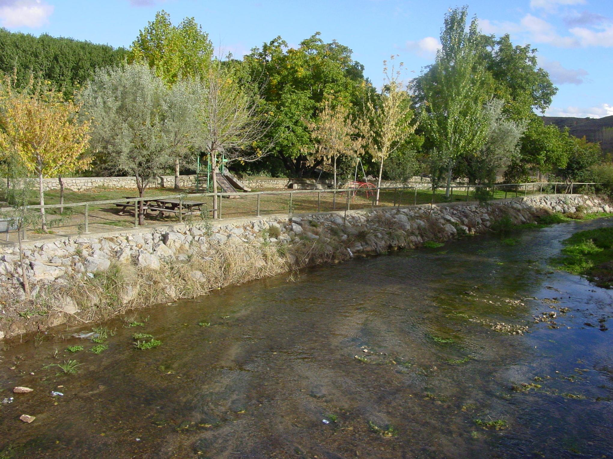 Foto del río