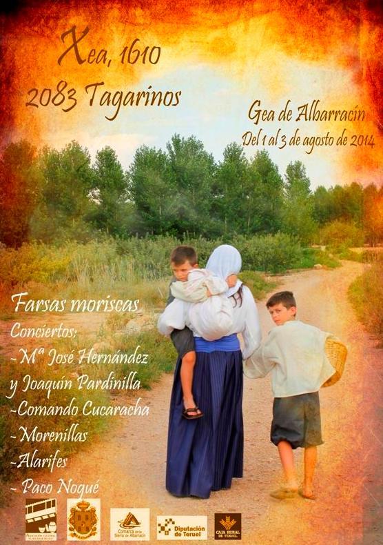 Fiestas Farsas Moriscas en Gea de Albarracín