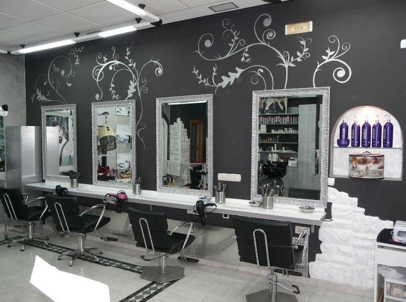 Interior de nuestra peluquería