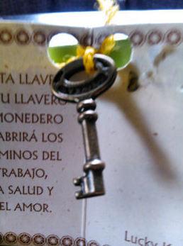 Nueva llave abrecaminos de la suerte