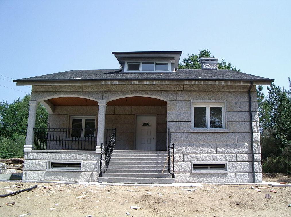 Restauraci n de casas r sticas en lugo con materiales de - Restauracion de casas ...